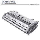 ASA PMMA PVC recouvert de feuille de toit composite/machine de production de tuiles