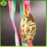 Sport personnalisé de haute qualité en métal Médaille de Karaté