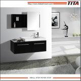 Nuevo estilo de madera maciza de cuarto de baño T5013b