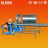 Conduit en spirale Making Machine pour le cycle de fabrication de tubes