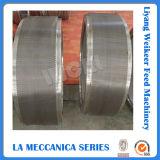 LaのMeccanica Poutryの供給の餌の製造所のリングは停止する