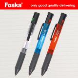 良質の1つの4カラーの多機能の球ペン