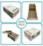 Custom складные гофрированный картон упаковке при офсетной печати