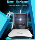 1080P de 2 megapíxeles IP domo de infrarrojos en el interior de la cámara de seguridad