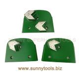 Disco di Lavina PCD Grindging per rimozione del rivestimento della colla