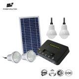 La Energía Solar Energy Home Sistema de iluminación con 4 lámparas LED para zonas de iluminación