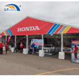 tenda di mostra dell'automobile della tenda di approvvigionamento di funzione della portata della radura di 30m per l'esposizione di evento
