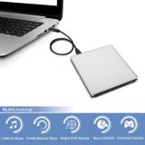 Mac 또는 Laptop/PC (은)에서 USB3.0 외부 DVD CD 드라이브 가열기 선수