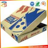 14 jaar van de Douane die van de Vervaardiging de Doos van de Verpakking van de Pizza met Ontwerp vouwen