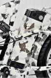 Grande sospensione Ebike del doppio della gomma del magnesio con il certificato di TUV (TDN05F)