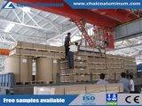 Plaque en aluminium de qualité marine feuille pour les plaques de transporteur (5052/5083/5086/5154/5454/5754/6061)