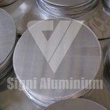 0.36~8mm círculos de alumínio para utensílios de cozinha/panelas (série 1000)