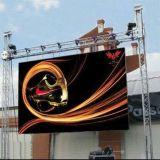 SoftおよびTransparent、Stage RentalのためのFlexible LED DisplayのP15mm Flexible LED Display