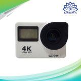 屋外スポーツのための超2.4G WiFi 4K HDのスポーツの処置のカメラ車DVR DVのカムコーダー