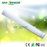 Instalação fácil de Brilho 2ft 18W Tri-Proof LED acende a Luz do Tubo de LED