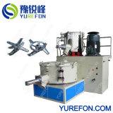 Mélangeur en plastique de haute capacité, de l'équipement de mélange pour tuyau en PVC 800/2500