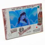 Cartão gratuito personalizado Cartão de vídeo Video Brochuras