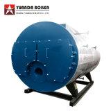 水平のタイプは、火管に特別な構造オイルかガス燃焼のボイラーを3渡す