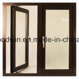 Finestra di alluminio del blocco per grafici di vendita calda del Guangdong