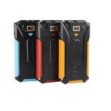 3 USB Cargador de teléfono móvil 20800mAh de energía universal de banco con la linterna