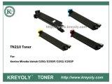 Kassette des Toner-TN210 für Konica Minolta Bizhub C250/252