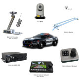 sistema della videosorveglianza del IP PTZ del veicolo HD di 20X 2.0MP IR