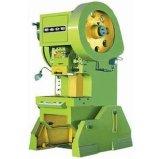 Potência de garganta profunda série Pressione a máquina com leito fixo