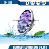 En acier inoxydable 316L PAR56 LED témoin de la piscine AC12V IP68