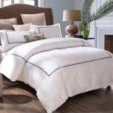 工場価格300threadのカウントの100%年の綿のホテルの寝具のベッドの織物(JRD194)