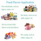 El mejor tabaco concentrado los sabores y aromas de fruta se utiliza para E-líquido o jugo