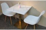 의자를 가진 중국 대중음식점 가구 간이 식품 테이블