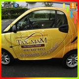 Décalque de fenêtre personnalisé, décalque graphique, autocollant de signe, autocollant, autocollant pour voiture, autocollant pour publicité (TJ -21)