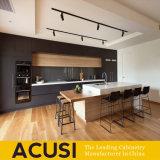 Gabinetes de cozinha personalizados estilo da laca de Austrália Matt (ACS2-L167)