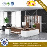 A cor branca Sala de estar conjuntos de mobiliário de escritório moderno Mesa (HX-8NE004)