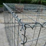 中国の卸し売り網の75X75mm溶接されたタイプDIY Gabionのバスケット