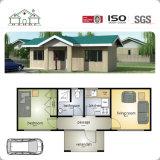 Creative Construction légère en acier de construction préfabriqués facile Villa maison avec la conception modulaire