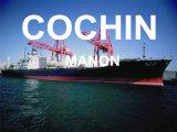 Mais rápida remoção de ar/mar a logística do transporte de Guangzhou para Cochin