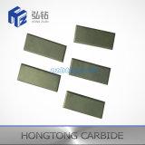 De Tegels van het Carbide van het wolfram voor de Machines van de Landbouw dragen Delen