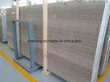 Natuurlijk Bruin/Grijs Hout/Serpegainte Marmeren Plak &Tile voor Levering voor doorverkoop