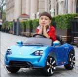 La vente en gros badine la conduite électrique de véhicule à piles de jouet sur le véhicule de jouet