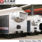 700kw 800kw 1400kwの石炭暖房のための燃料によって発射される水ボイラー