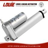 Peso ligero y compacto de actuador lineal la estructura con interruptor de límite