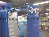 Replaceable GEA et le châssis de la plaque de joint échangeur de chaleur