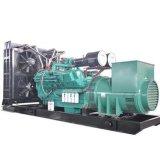 880kVA Cummins generator generador enfriado por agua 4 tiempos de carga de alternador de 24V