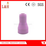 L'ugello di ceramica dell'allumina 889708 fa domanda per il cannello per saldare di TIG