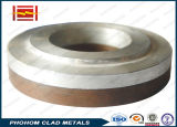 カスタマイズされたステンレス鋼または銅またはアルミニウム/Titanium /Nickelのクラッディングの版