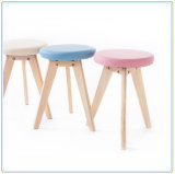 كرسي تثبيت [مولتي-كلور] خشبيّ لأنّ بينيّة يعيش غرفة وحديقة