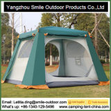 4-person Two-Layer Waterproof Folding 4 Season Camping Square Tent