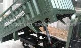 重いTrike 1.5t 5の車輪の貨物三輪車