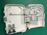 1X8ディバイダーが付いている光ファイバ端子箱8のファイバーの配電箱のパッチ・パネル